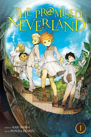 -The-Promised-Neverland,-Vol.-1-by-Kaiu-Shirai