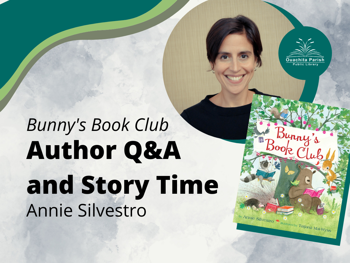 Downtown Story Time Stroll author will host virtual story time