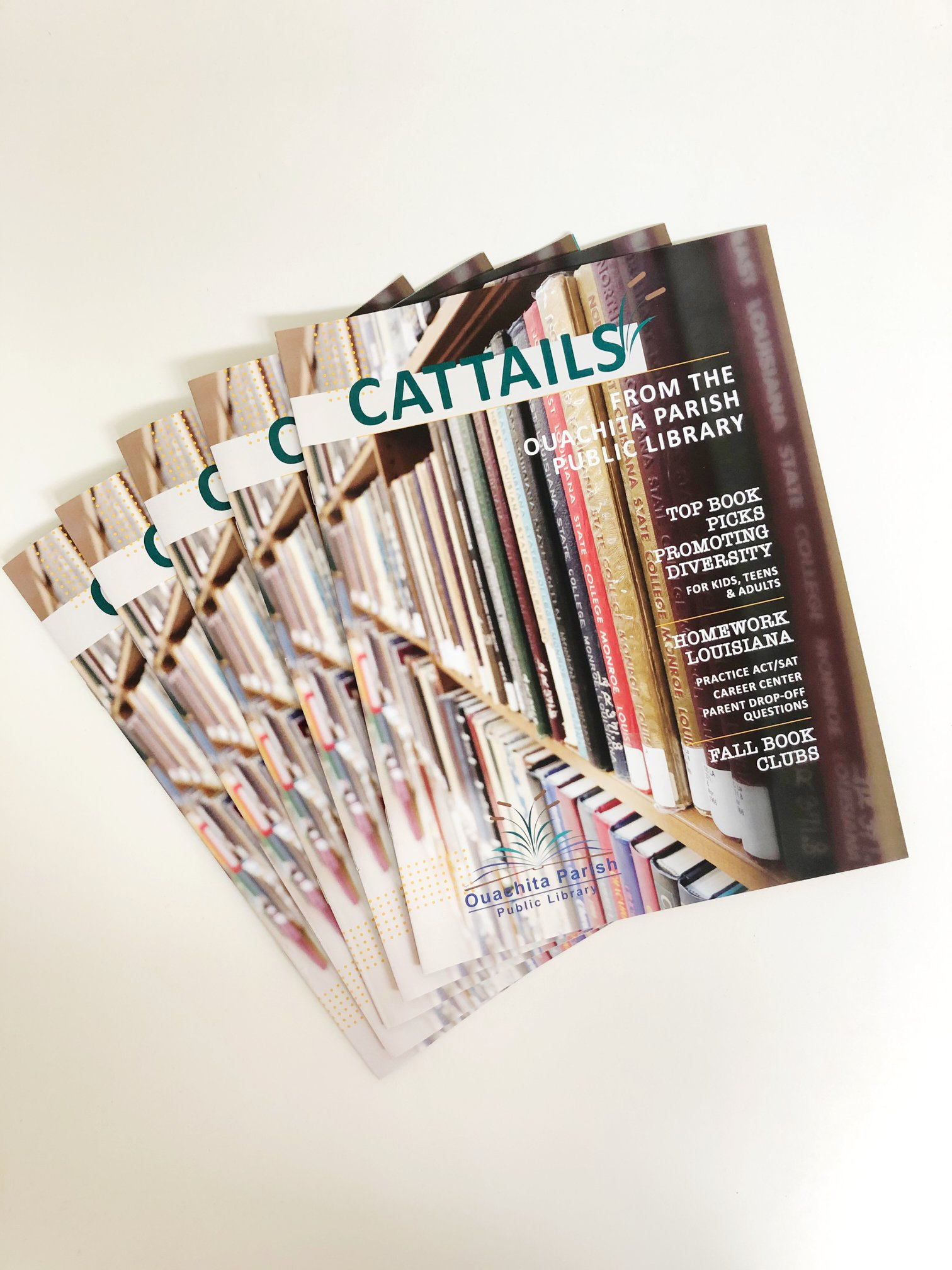 Cattails August/September Issue